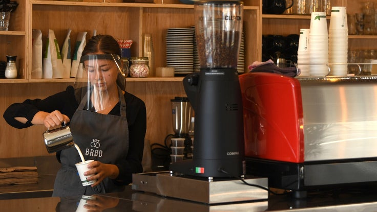 At Home Barista Feature