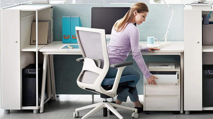 Work From Home In Comfort With These Ergonomic Office Chairs