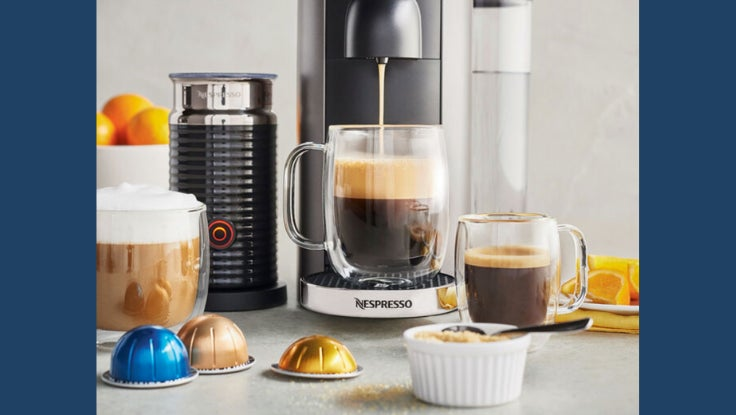 Nespresso Machine Delohngi