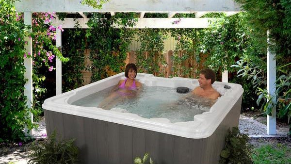 Qca Spas Hot Tubs Model 5asc 31 600