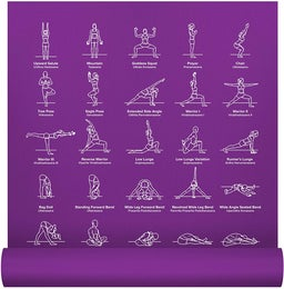 NewMe Health Tutorial Yoga Mat