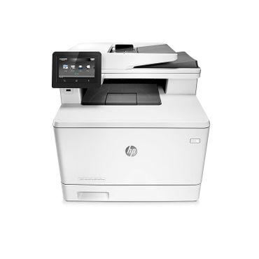 HP Color LaserJet Pro M477fdw Review