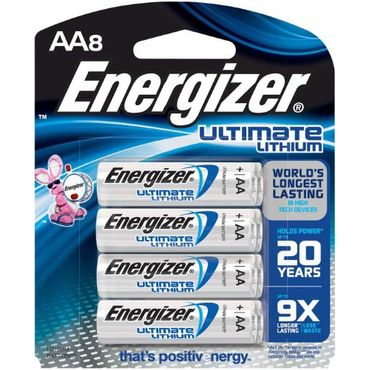 Energizer Ultimate Lithium Review
