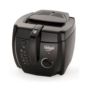 Presto 05442 CoolDaddy Deep Fryer Review