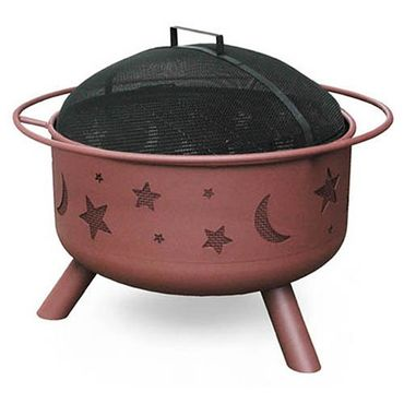 Landmann 28335 Big Sky Stars & Moons Fire Pit Review