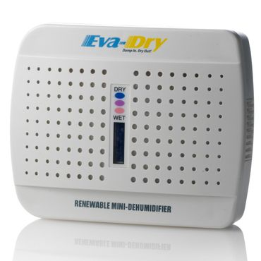 Eva-Dry Renewable E-333 Wireless Mini Dehumidifier Review