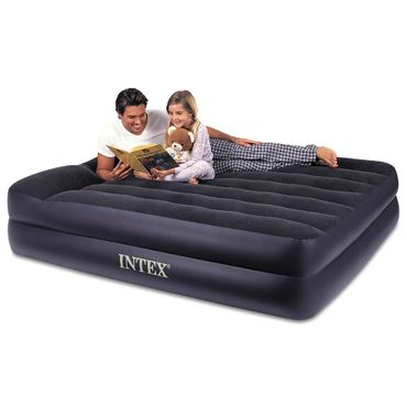 Intex Pillow Rest Queen Air Mattress Review