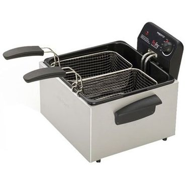 Presto 05466 Dual Basket Deep Fryer Reviews