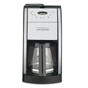 Cuisinart DGB-550BK Grind & Brew Review