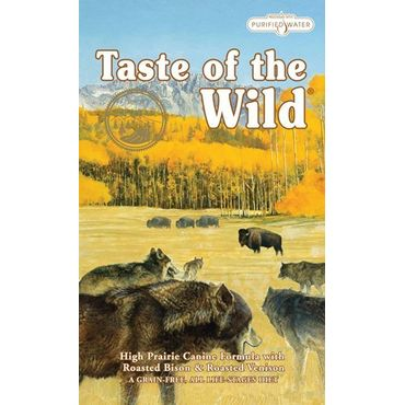 Taste of the Wild High Prairie Review