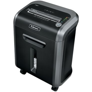 Fellowes Shred 79ci Review