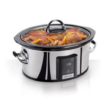 Crock-Pot Programmable Touchscreen Slow Cooker