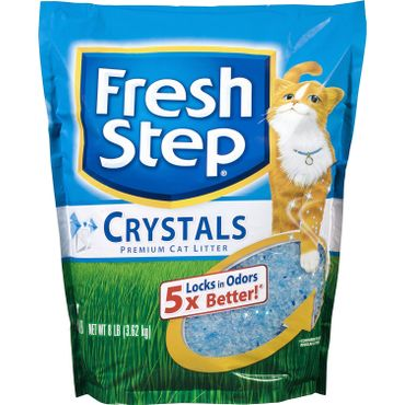 Fresh Step Crystals Review