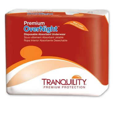 Tranquility Premium Overnight Underwear Review