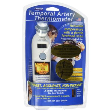 Exergen Temporal Artery Thermometer Review