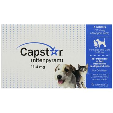 Capstar for Dogs and Cats Review