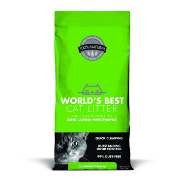 World's Best Cat Litter Review