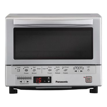 Panasonic NB-G110P Flash Xpress Toaster Oven Review