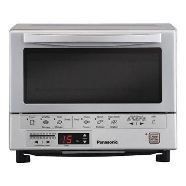 Panasonic NB-G110P Flash Xpress Toaster Oven Review