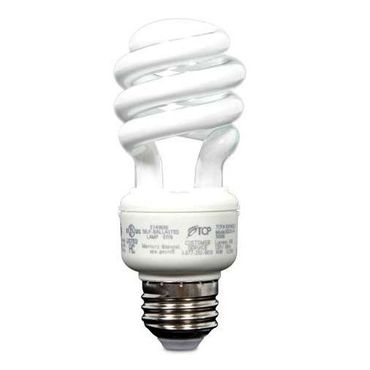 TCP CFL Mini Spring A Lamp