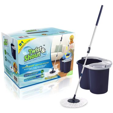 Twist & Shout Mop Review