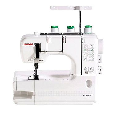 Janome CoverPro 900CPX Review