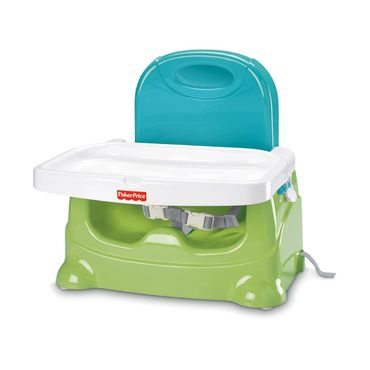 Fisher-Price Healthy Care Booster Seat Review
