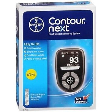Bayer Contour Next Review