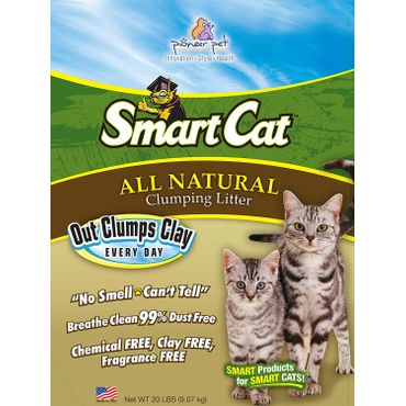 SmartCat All Natural Clumping Litter Review