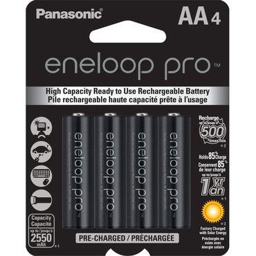 Panasonic Eneloop Pro Review