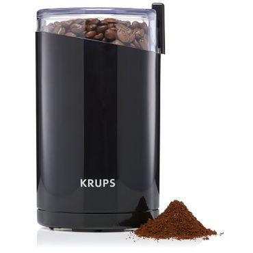 Krups F203 Electric Spice and Coffee Grinder Review