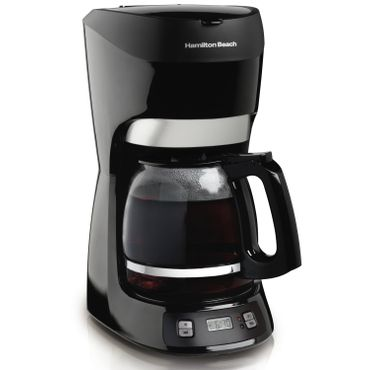 Hamilton Beach 12-Cup Coffee Maker 49467 Review