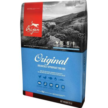 Orijen Original Adult Dog Food Review