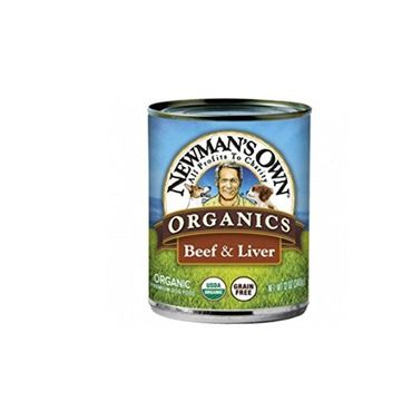 Newman's Own Organics Grain Free Beef & Liver Review