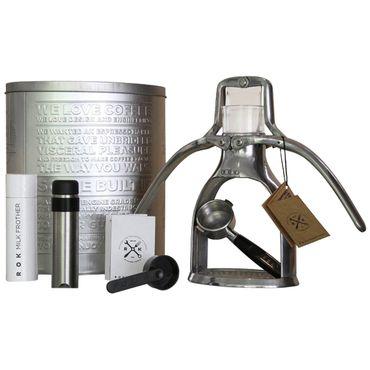 ROK Presso Manual Espresso Maker Review