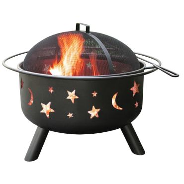 Landmann 28345 Big Sky Stars and Moons Fire Pit Review