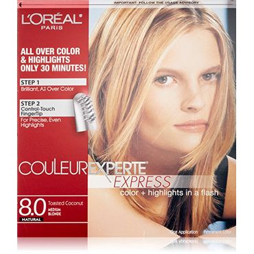 L'Oréal Paris Couleur Experte Review
