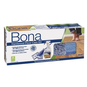 Bona Hardwood Floor Care System Review