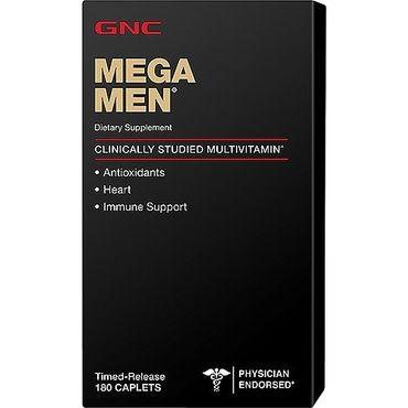 GNC Mega Men Review