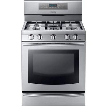 Samsung Gas Ranges Are Tops In Their Cl