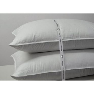 Royal Hotel Goose Down Pillow Review
