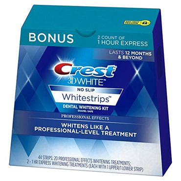 Crest 3D Whitestrips Review