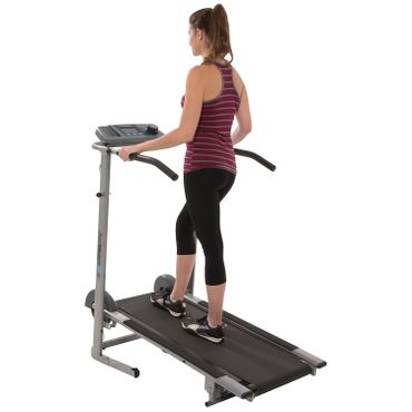 Exerpeutic 100XL Manual Treadmill Review